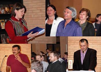 Caravana culturii române în Spania nr. 8 - Villarrobledo 2013