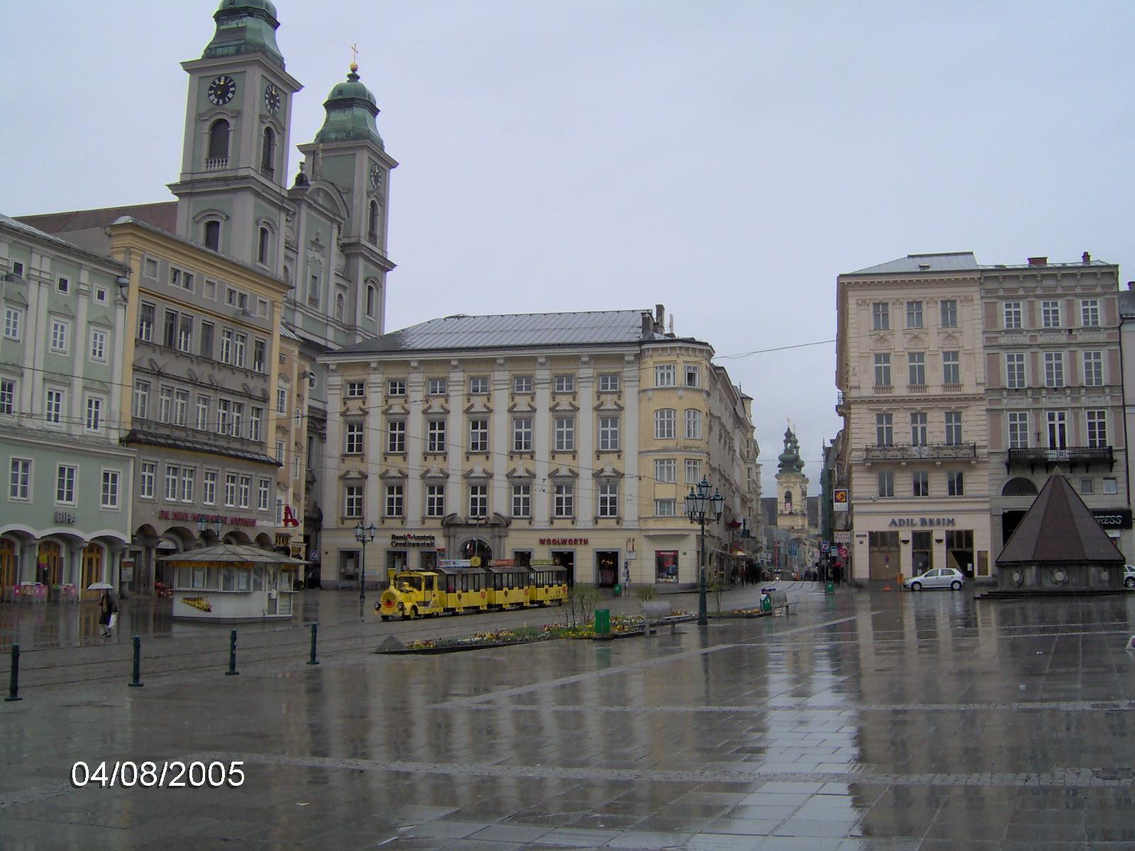 Linz  Austria fotografie  No Justice