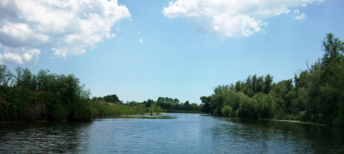 Danube Delta Channels