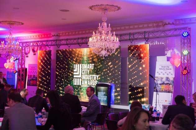 Gala Smart City Industry Awards2018