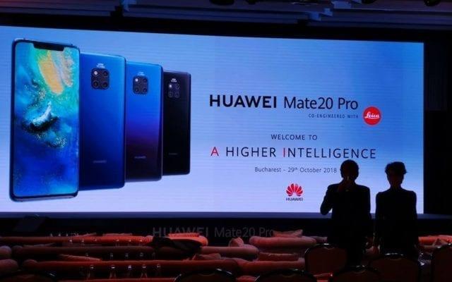 Huawei - oprită să participe la dezvoltarea rețelelor 5G | ARSC