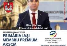 Municipiul Iași câștigător al voucherului WiFi4EU