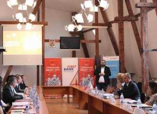 Sibiu are ca prioritate de investiții pentru 2019 proiecte tip Smart City