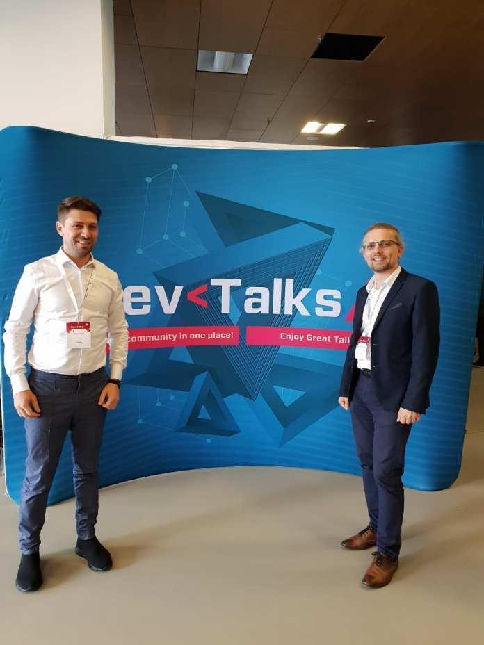 ARSC speaker în cadrul celei de-a cincea ediții DevTalks la Cluj