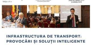 conferinta focus bucuresti 2019 - Infrastructura de transport din București - soluții inteligente   ARSC