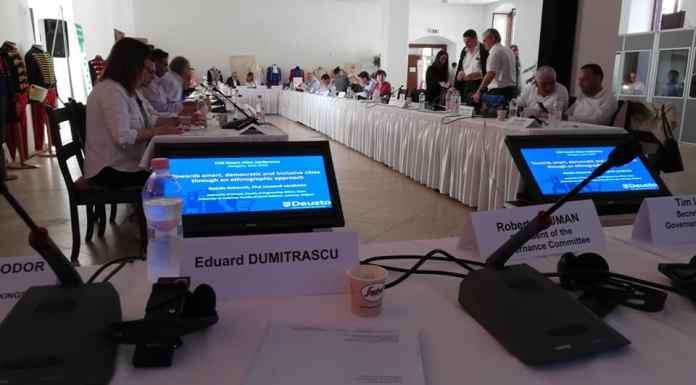Conferinta Orașe inteligente, democratice și incluzive - Várpalota, Ungaria   ARSC