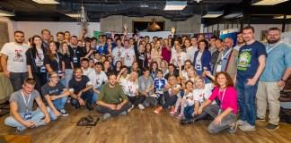 Hackatonul Nasa Space Apps Challenge, echipe România  ARSC