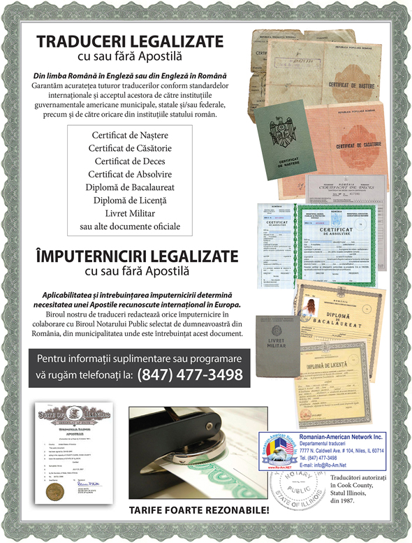 traduceri flyer