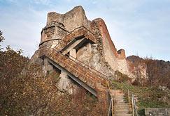 Poenari Fortress (Cetatea Poenari)