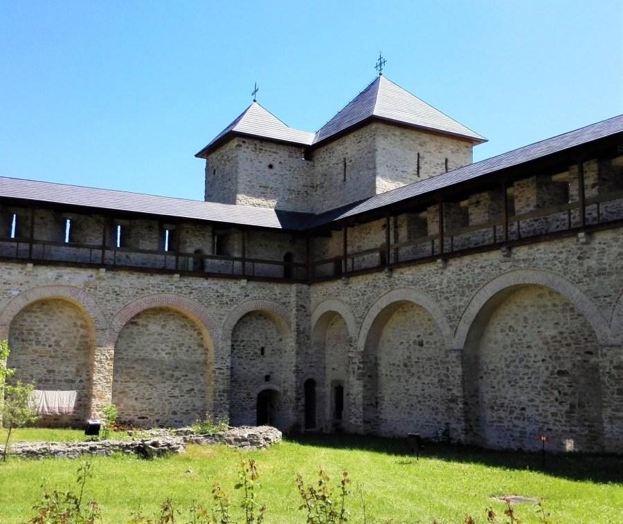 dragomirna manastire