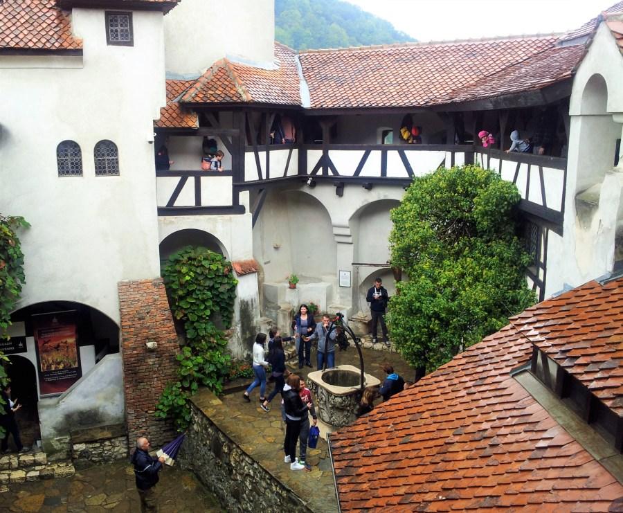 Dracula Romania Castle