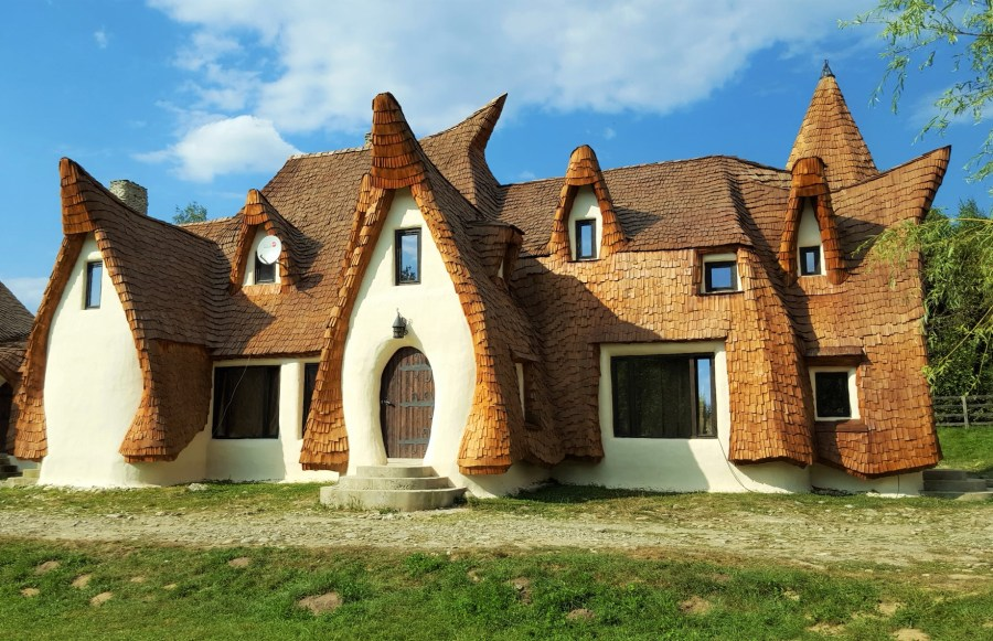 Clay Castle Porumbacu Romania