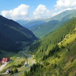 Transfagarasan road, Cistercians and the fairies
