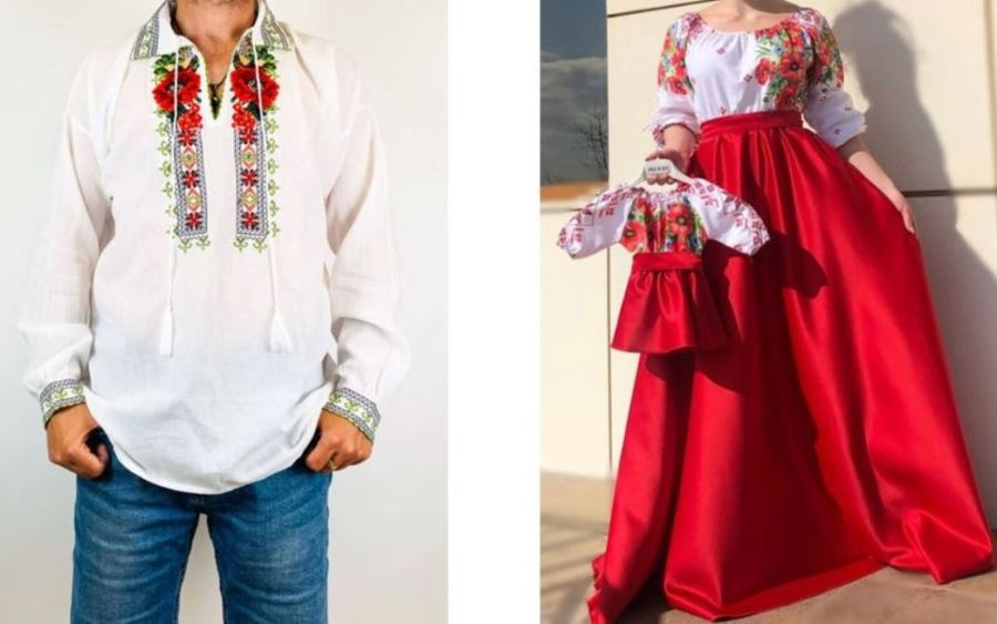 rochii traditionale de ocazie de nasa botez
