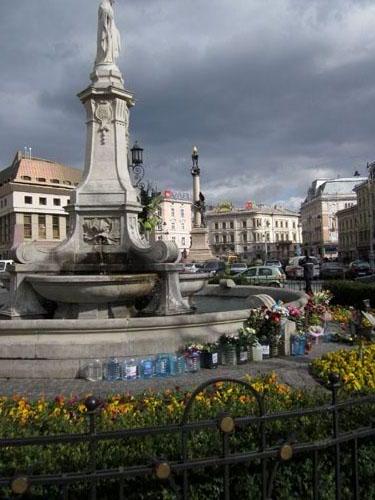 Holy Mary Lviv