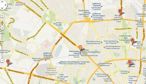 where my stolen debit card was used in Moscow