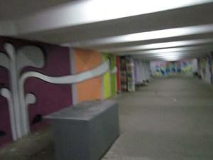 Peremogy Ave underpass Kyiv