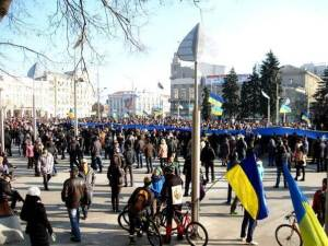 Kharkiv-Pro-Ukraine-Demonstration