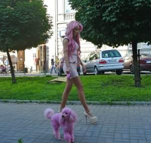 Pink-Lviv