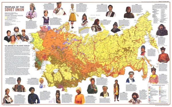 People of Soviet Union 1976