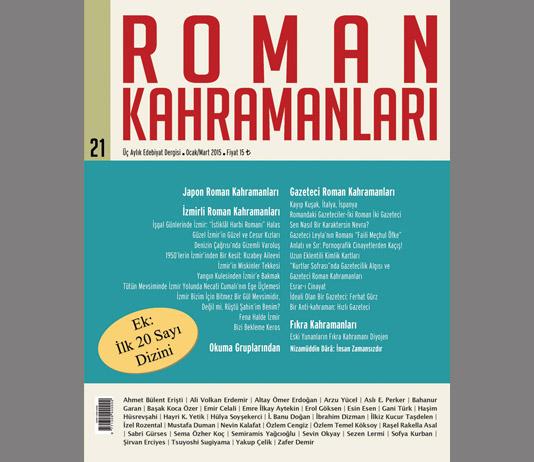 Roman Kahramanları 21. Sayı