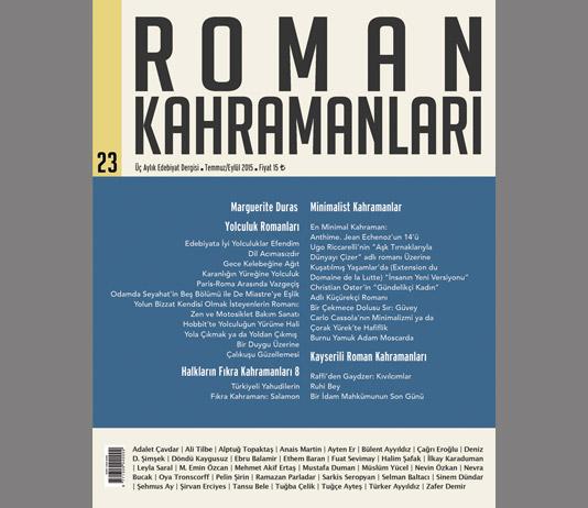Roman Kahramanları 23. Sayı