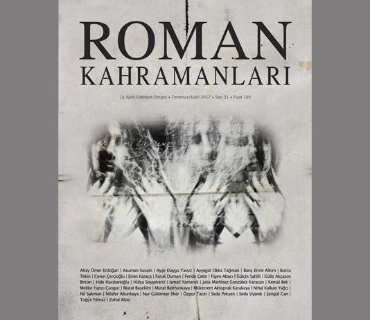 Merhaba Roman Kahramanları