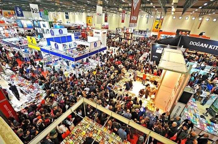 36 Uluslararası İstanbul Kitap Fuarı Açılıyor