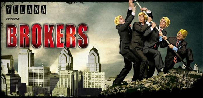 Brokers Türkiyede Sahnelenecek