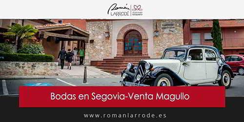Bodas en Segovia-Venta Magullo