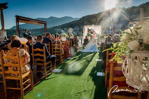 Fotógrafo de bodas civiles en Pedro Bernardo