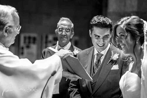 fotografos para bodas en Ávila