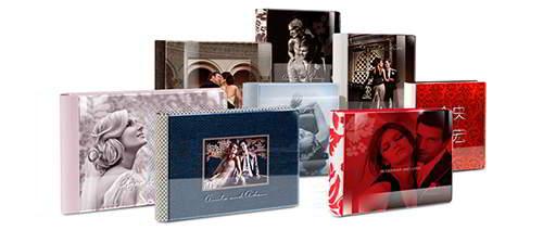 Álbumes de bodas