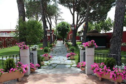 Casa Juaneca Finca para bodas en MAdrid