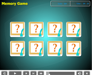 New Memory Game Image