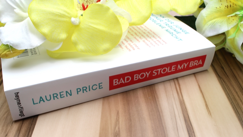 Lauren Price – Bad Boy stole my bra