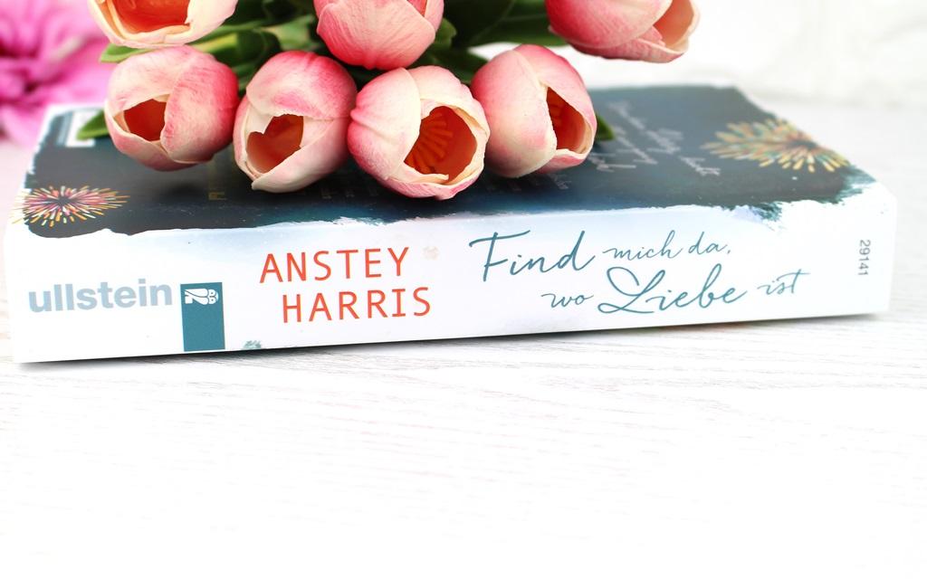 Anstey Harris – Find mich da , wo Liebe ist