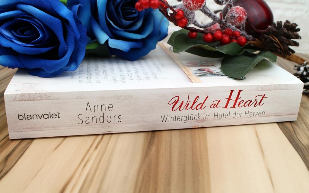 Anne Sanders – Wild at Heart – Winterglück im Hotel der Herzen