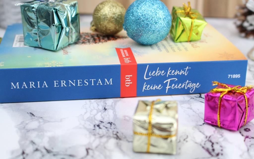 Maria Ernestam – Liebe kennt keine Feiertage