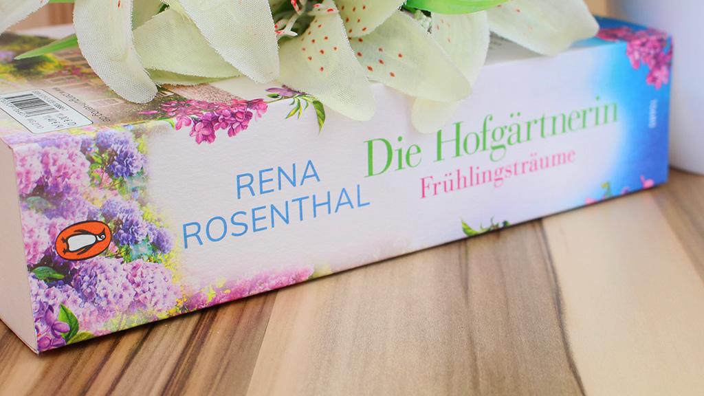 Rena Rosenthal – Die Hofgärtnerin Frühlingsträume (Band 1)