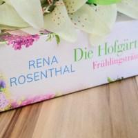 Rena Rosenthal - Die Hofgärtnerin Frühlingsträume (Band 1)