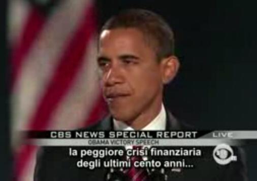 Barack Obama presidente USA