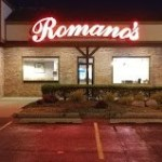 Romanos Pizza in Griffith on Glen Park Ave.