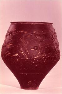 Nene Valley colour-coated beaker