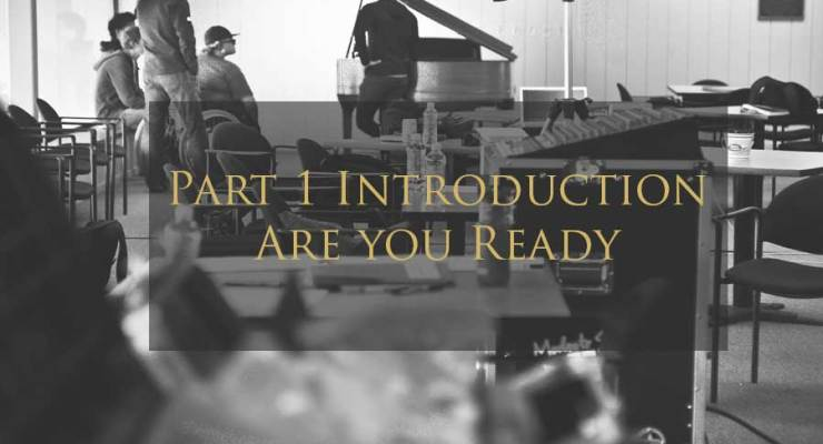 How To Be Ready For A Music Manager Part 1:  Introduction – Are you Ready  (beginner)