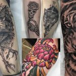 The Tattoo Studios Of Roman Road Roman Road Ldn