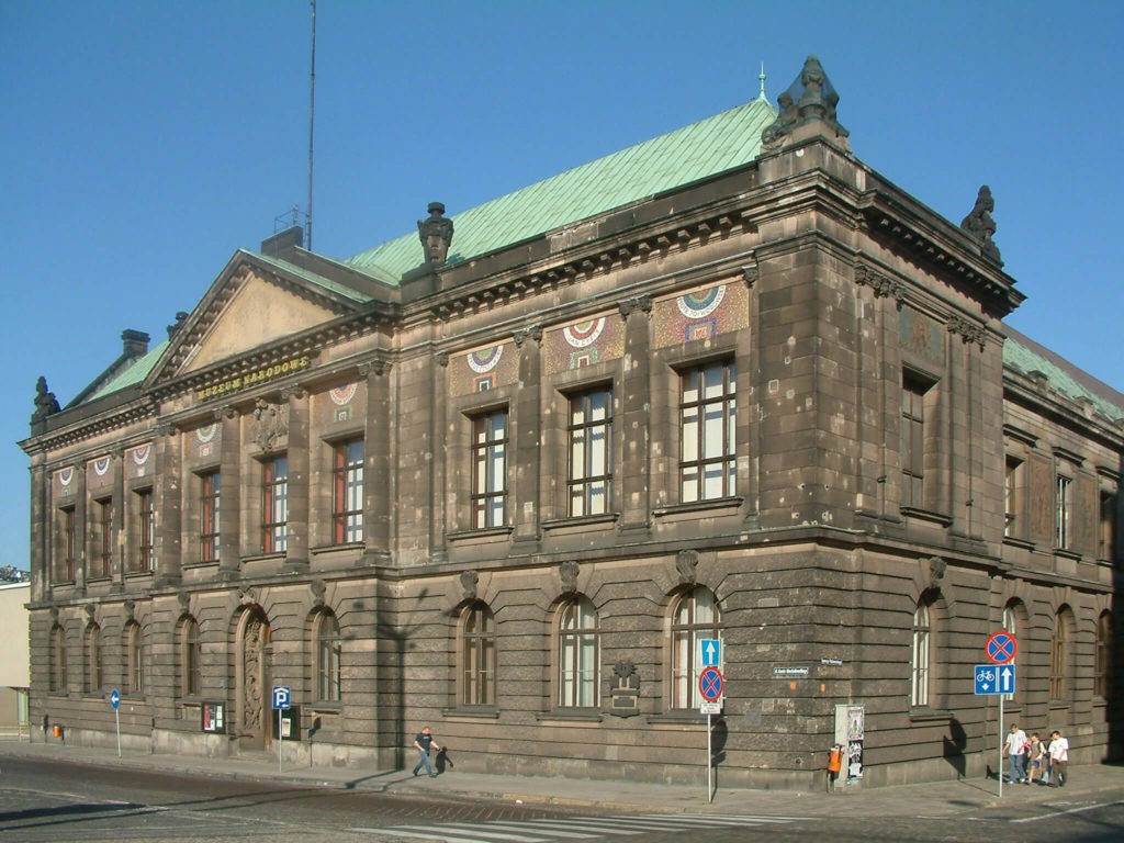National museum in Poznan