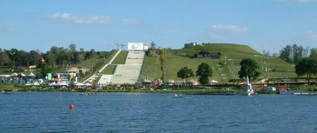 Malta ski center in Poznan