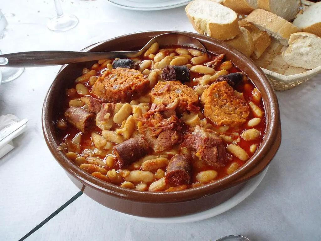 Фабада, национальная кухня Астурии