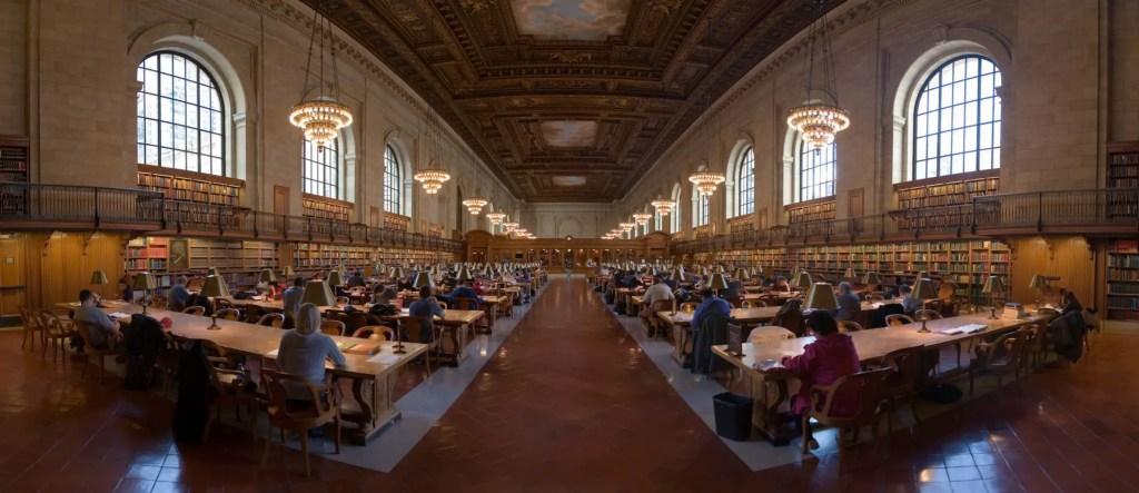 Нью-йоркская библиотека